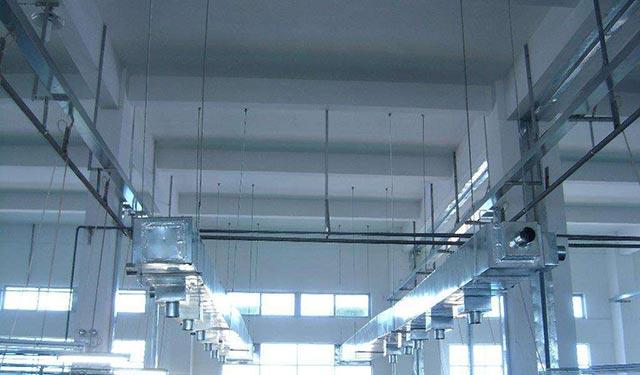 空调通风系统施工的5项注意