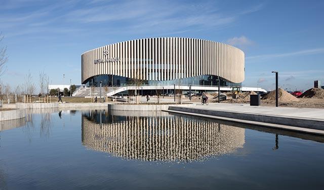 哥本哈根皇家体育馆 / 3XN + HKS
