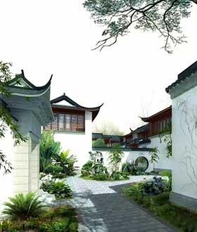 中式庭院·世间最雅致的院子