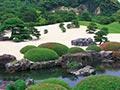 日本足立美术馆景观营