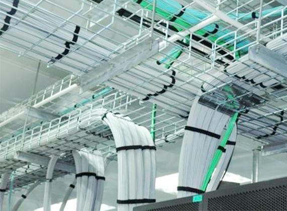 机房综合布线系统如何选择线缆?