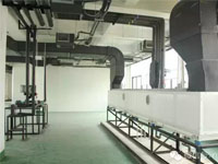 典型的洁净空气处理系统