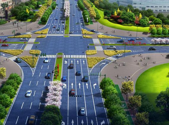 """""""海绵城市""""在市政道路排水中的应用"""