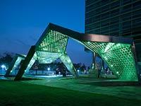 北七家科技商业区设计