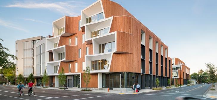 One North 办公楼 / Holst Architectur
