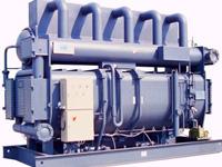 溴化锂吸收式热泵原理