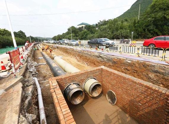 市政排水系�y���Ρ┯攴e水的措施