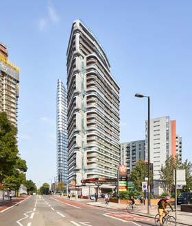 垂直社区 Canaletto 公寓