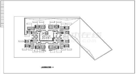 【新疆】某地保障性住宅楼采暖设计施工图