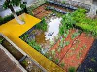北京768创意雨水花园