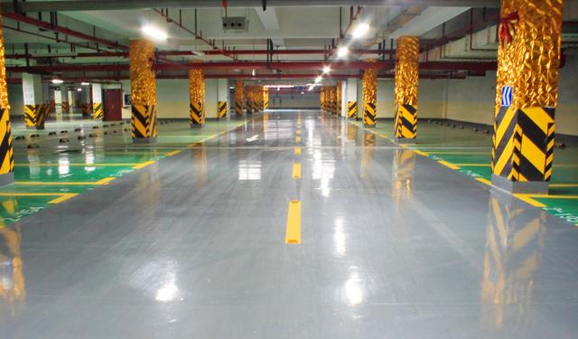 论文:浅谈地下室停车库的排水设计