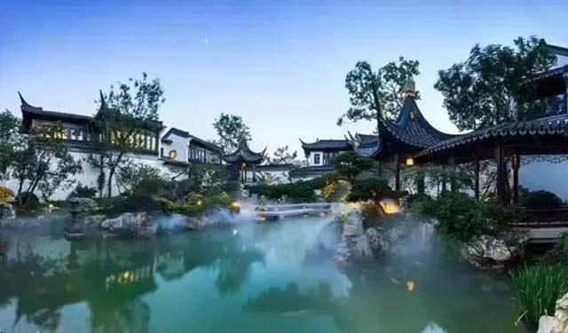 200名匠人耗时8年,打造中国最美园林