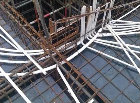 钢筋模板混凝土施工常见质量问题