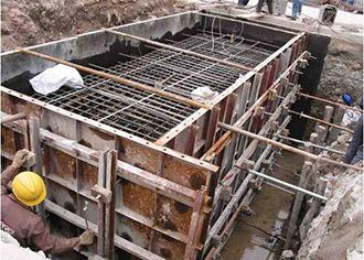 桥梁工程明挖基础工艺介绍