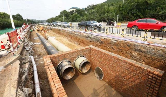 市政排水系统应对暴雨积水的措施