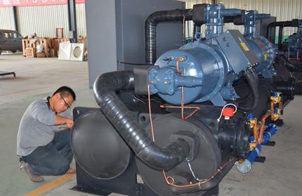 热泵成2015年建筑节能新宠
