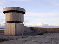 Herdla观鸟台,挪威
