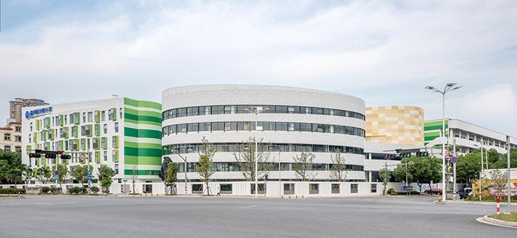 温州道尔顿小学 / FAX建筑事务所