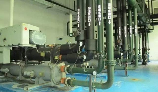 冷冻水系统变流量泵的基本原理