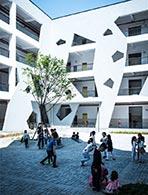下扇小学建筑设计