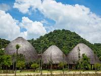 越南山萝圆顶礼堂设计