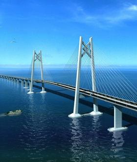 港珠澳大桥终于迎来全线合龙!