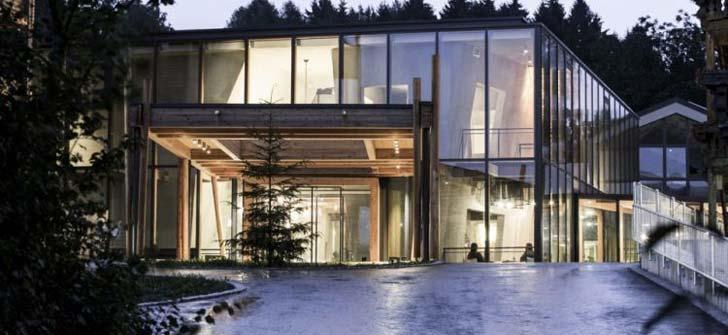独具创意的巴伐利亚森林酒店