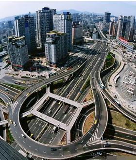 5层20条匝道,重庆最复杂立交桥完工