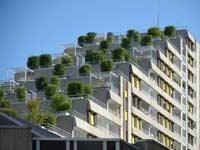 法国梯田住宅群项目