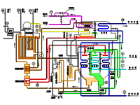 吸收式热泵机组在余热供热领域中的应用