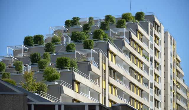 法国梯田住宅群:忠于旧,符于新