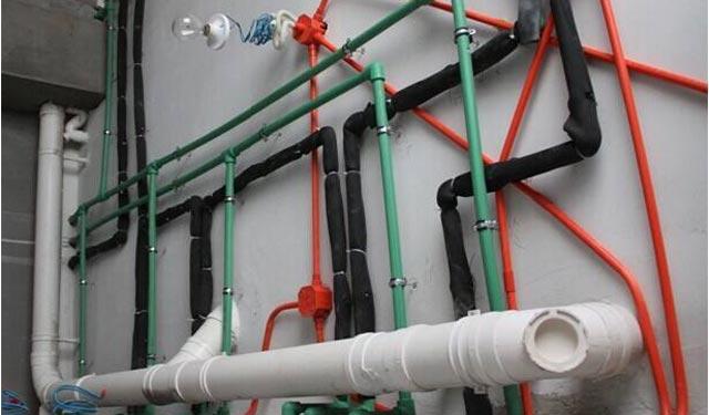 不可不知的建筑给排水工程安装常识