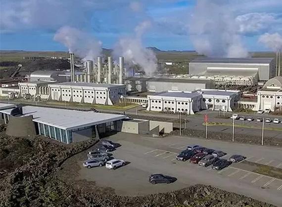 北欧奇葩:发电厂的废水竟然拿去泡澡?