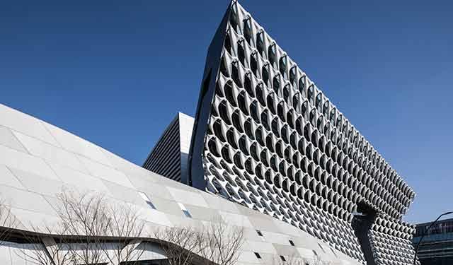 首尔纺织名企 Kolon办公楼