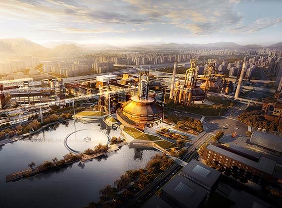 首钢博物馆改造方案公布