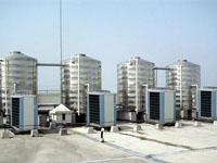风冷热泵分类与应用及比较